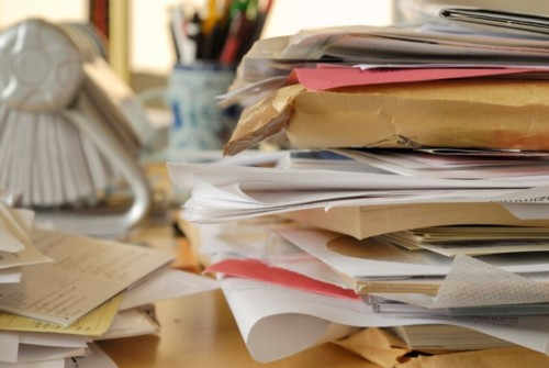 Clear The Mail Piles Once And For All